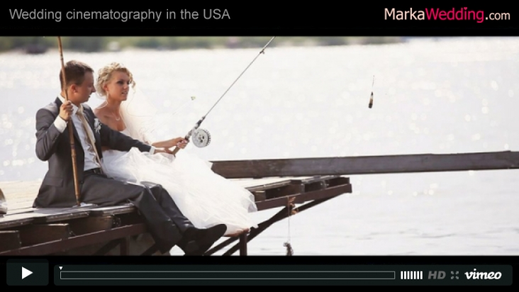 Sergey & Elena - Wedding videography (Clip) | MarkaWedding.com