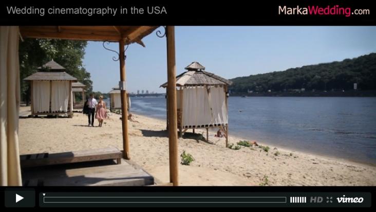 Vitalik & Ira - Wedding videography (Clip) | MarkaWedding.com