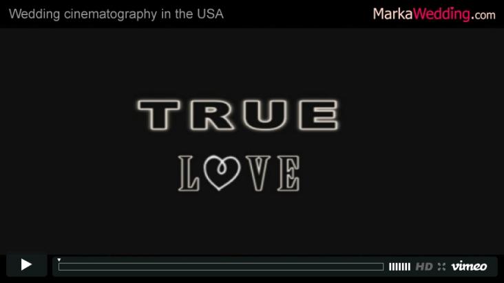 Sergey & Lilia - Wedding videography (Clip) | MarkaWedding.com
