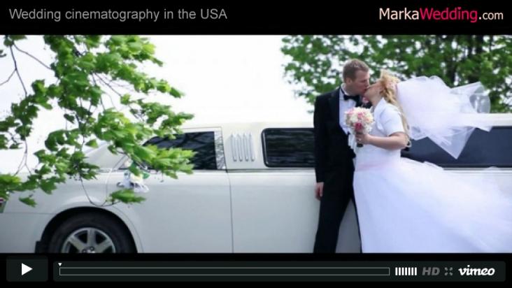 Oleg & Tanya - Wedding videography (Clip) | MarkaWedding.com