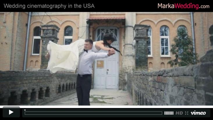 Sergey & Natalia - Wedding videography | MarkaWedding.com