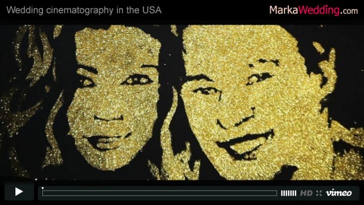 George & Julia - Wedding clip | MarkaWedding.com