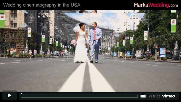 Roma & Tanya - Wedding SDE-clip | MarkaWedding.com
