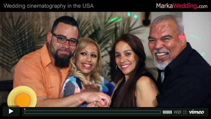 Evelyn - Happy Birthday videography Bronx (NYC) | MarkaWedding.com