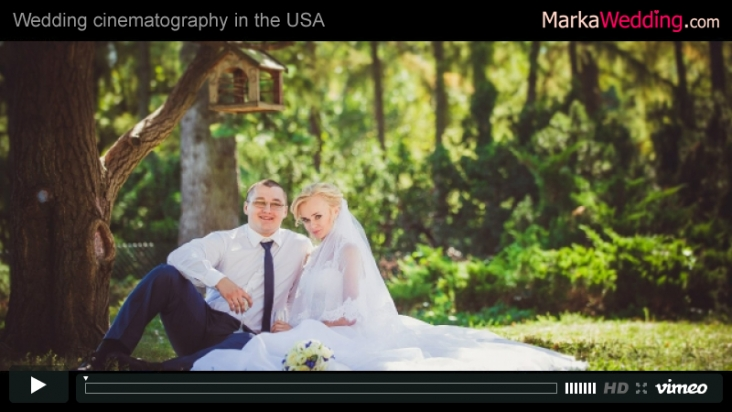 Olia & Vitalij - Wedding clip | MarkaWedding.com